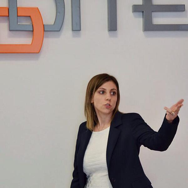 Veronica Peressotti Marketing Tecnest presentazione DITEDI